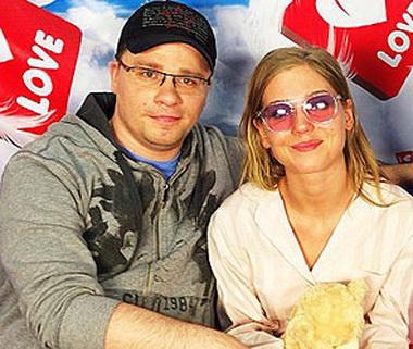 Кристина Асмус хочет родить ребенка от Гарика Харламова