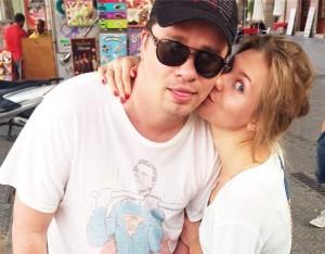Гарик Харламов и Кристина Асмус.