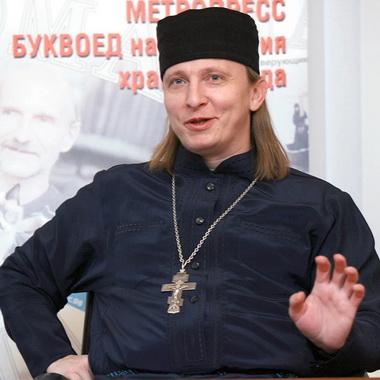 Иван Охлобыстин священник.