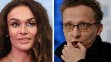Алена Водонаева и Иван Охлобыстин.
